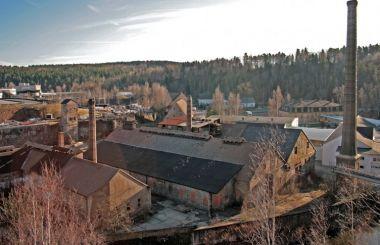 Muldenhütten smeltery
