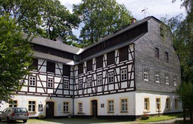 Niederzwönitz Paper Mill