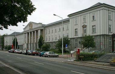 Wismut-Hauptverwaltung Chemnitz