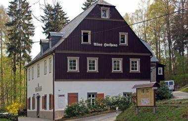 Důl St. Andreas / Weiße Erden Zeche
