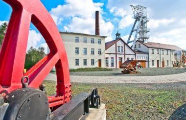 Reiche Zeche Mine