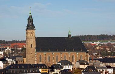 Schneeberg mining town