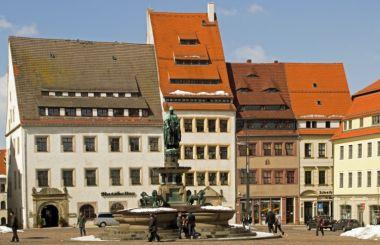 Freiberg Mining Town
