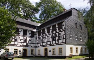 Papiermühle Niederzwönitz