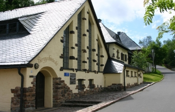 Důl Vereinigt Zwitterfeld zu Zinnwald