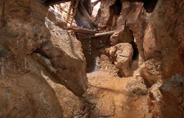 Vrcholně středověké stříbrné doly v Dippoldiswalde