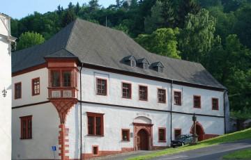 Jáchymov mining town