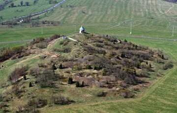 Mědník Hill Mining Landscape