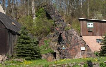 Roter Kamm Geotope