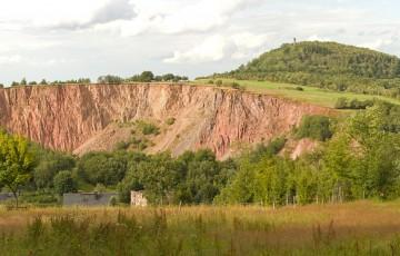 Altenberg Pinge shaft collapse