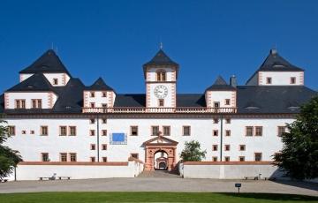 Lovecký zámek Augustusburg