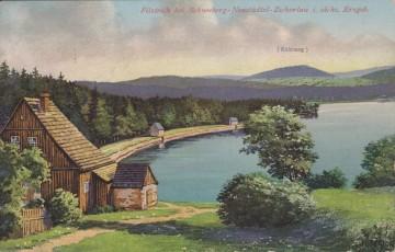 Filzteich Pond