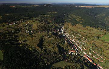 Horní město Jáchymov