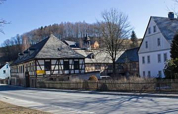 Bergbaulandschaft Rother Berg