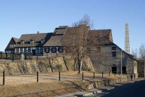 Hornická krajina Himmelfahrt Fundgrube