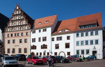 Historische Altstadt Freiberg