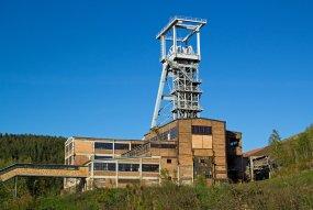 Památky po těžbě uranu