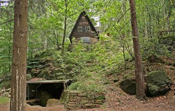 Fundgrube St. Anna am Freudenstein
