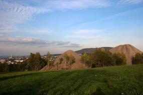 Hornická krajina Buchholz